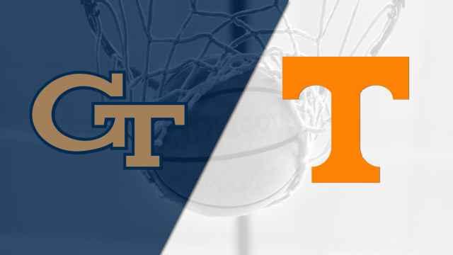 Georgia Tech vs. Tennessee (M Basketball)