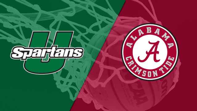 USC Upstate vs. Alabama (M Basketball)