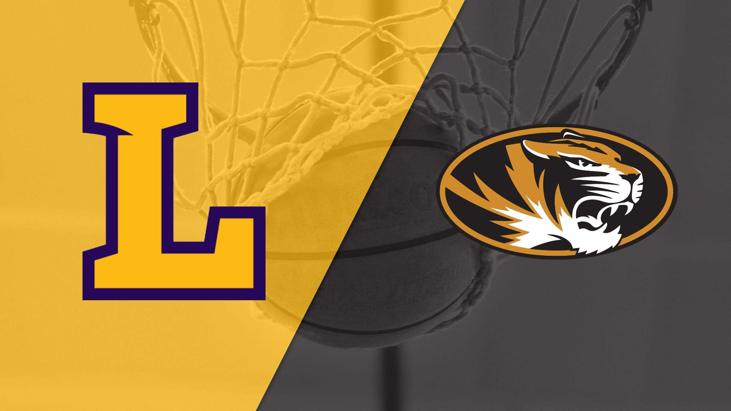 Lipscomb vs. Missouri (M Basketball)