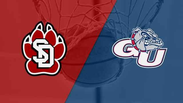 South Dakota vs. #7 Gonzaga (M Basketball)