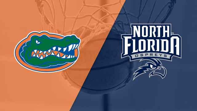 #24 Florida vs. North Florida (M Basketball)