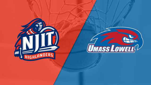 NJIT vs. UMass Lowell (M Basketball)