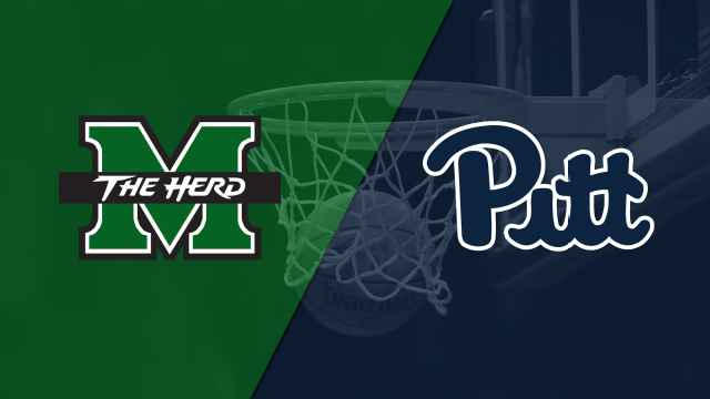 Marshall vs. Pittsburgh (M Basketball)