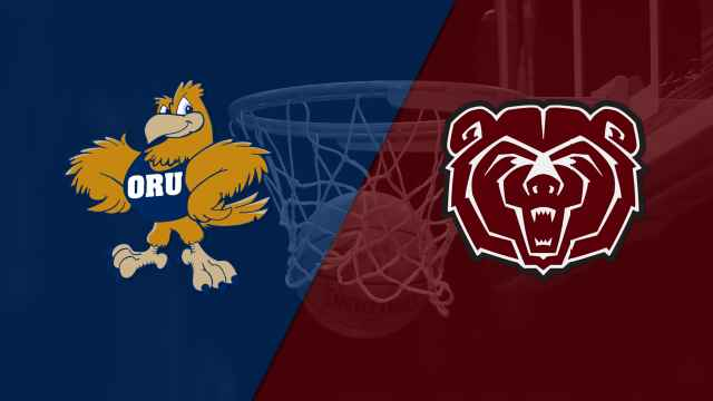 Oral Roberts vs. Missouri State (M Basketball)