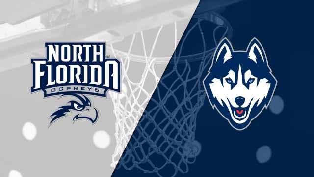 North Florida vs. Connecticut (M Basketball)