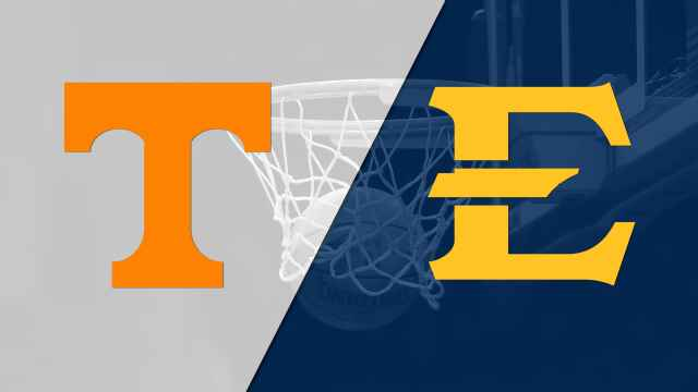 Tennessee vs. East Tennessee State (M Basketball)