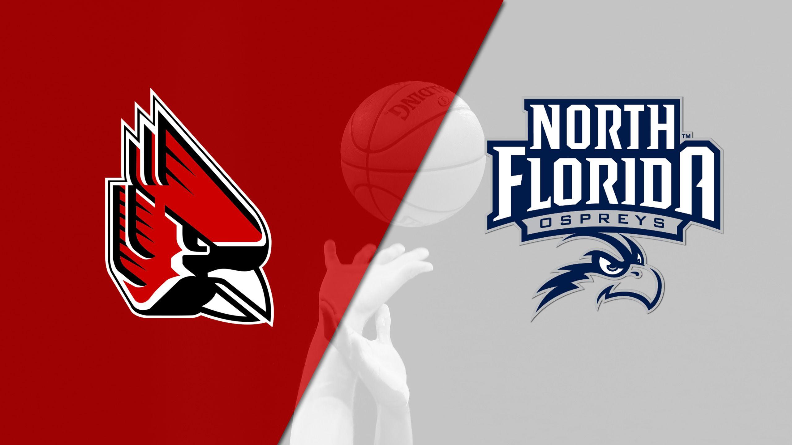 Ball State vs. North Florida (M Basketball)