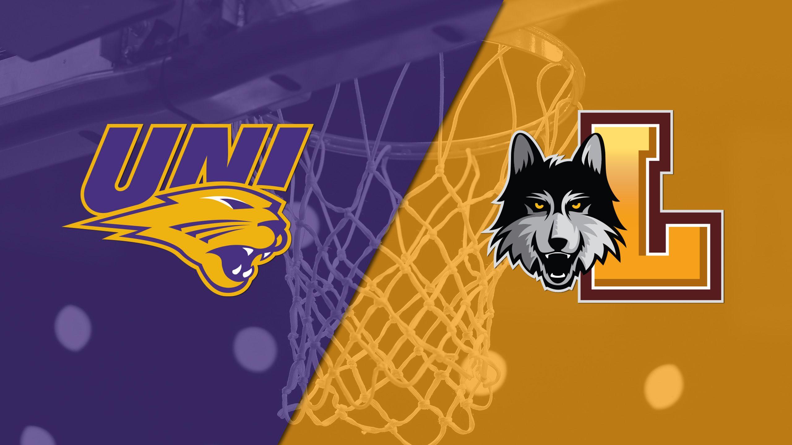 Northern Iowa vs. Loyola-Chicago (M Basketball)