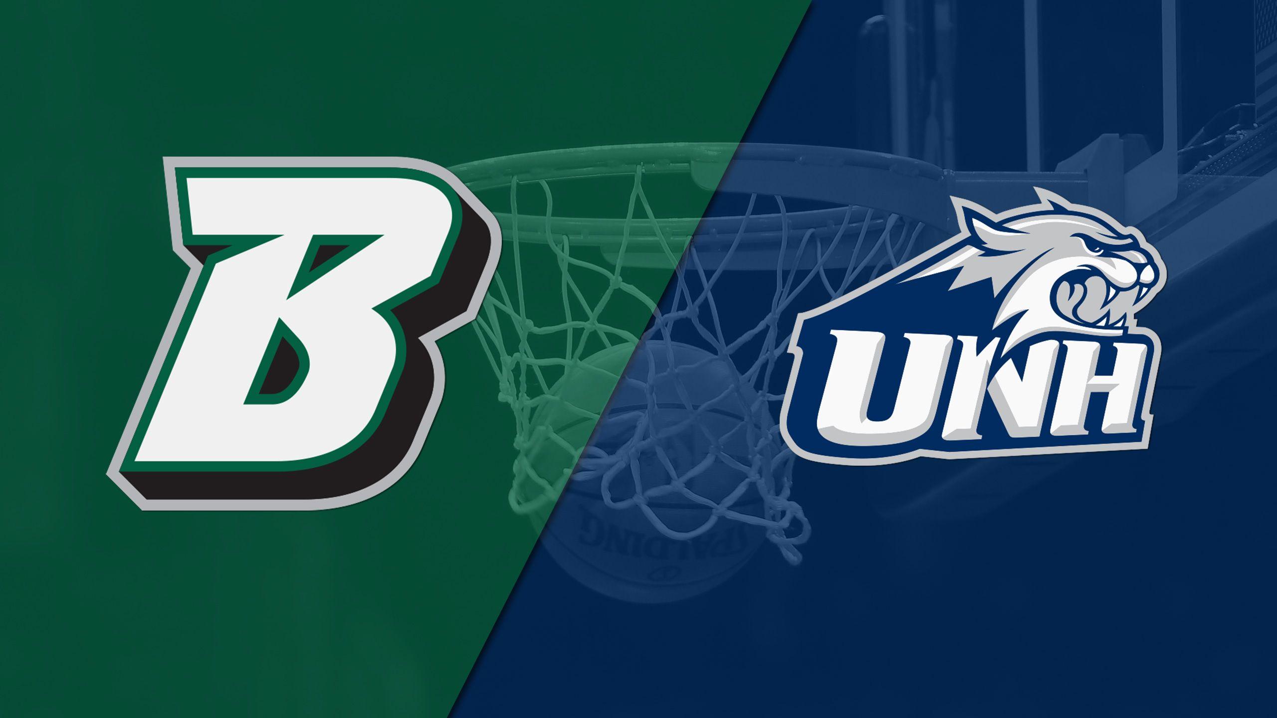 Binghamton vs. New Hampshire (M Basketball)