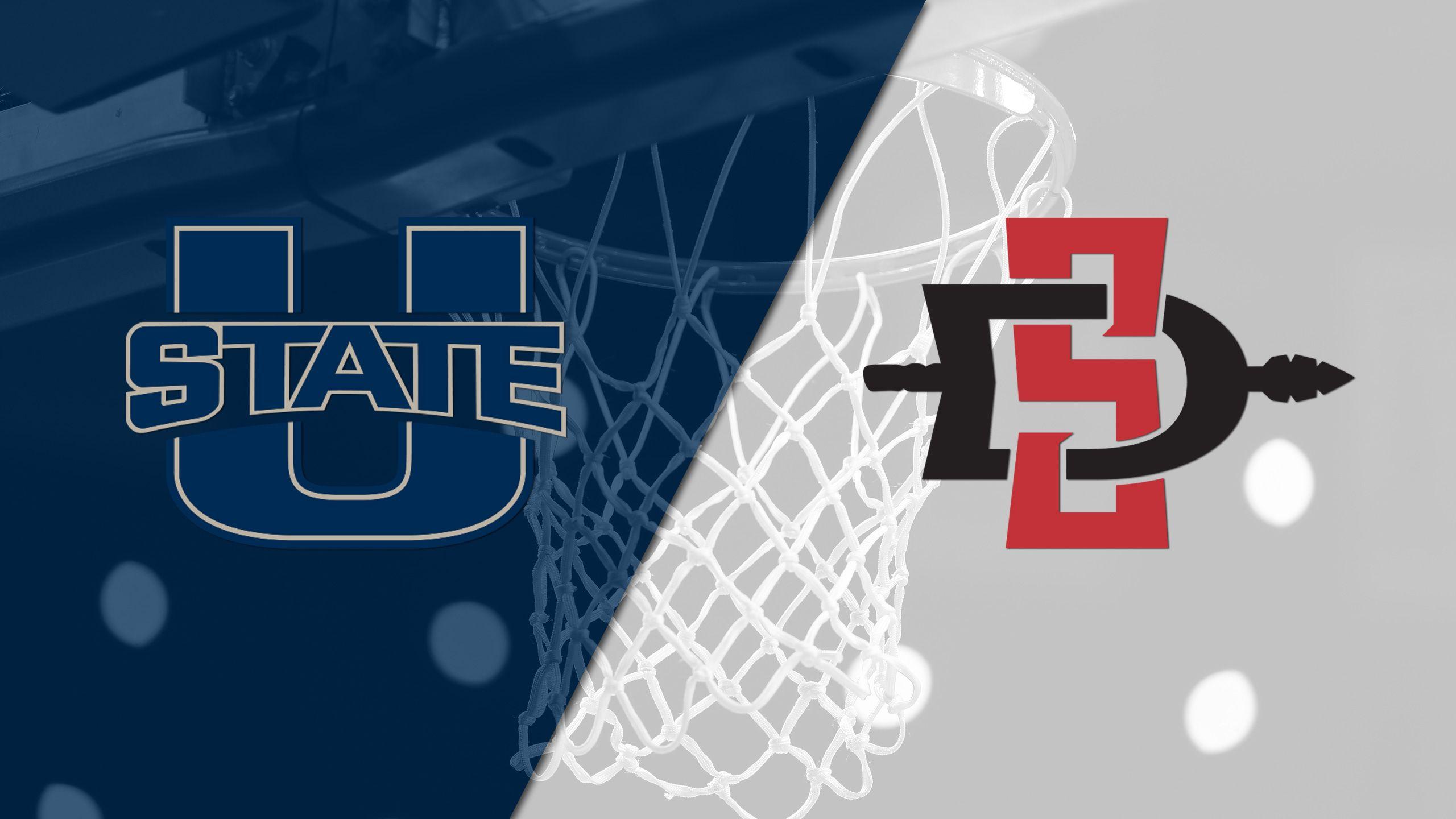 Utah State vs. San Diego State (M Basketball)