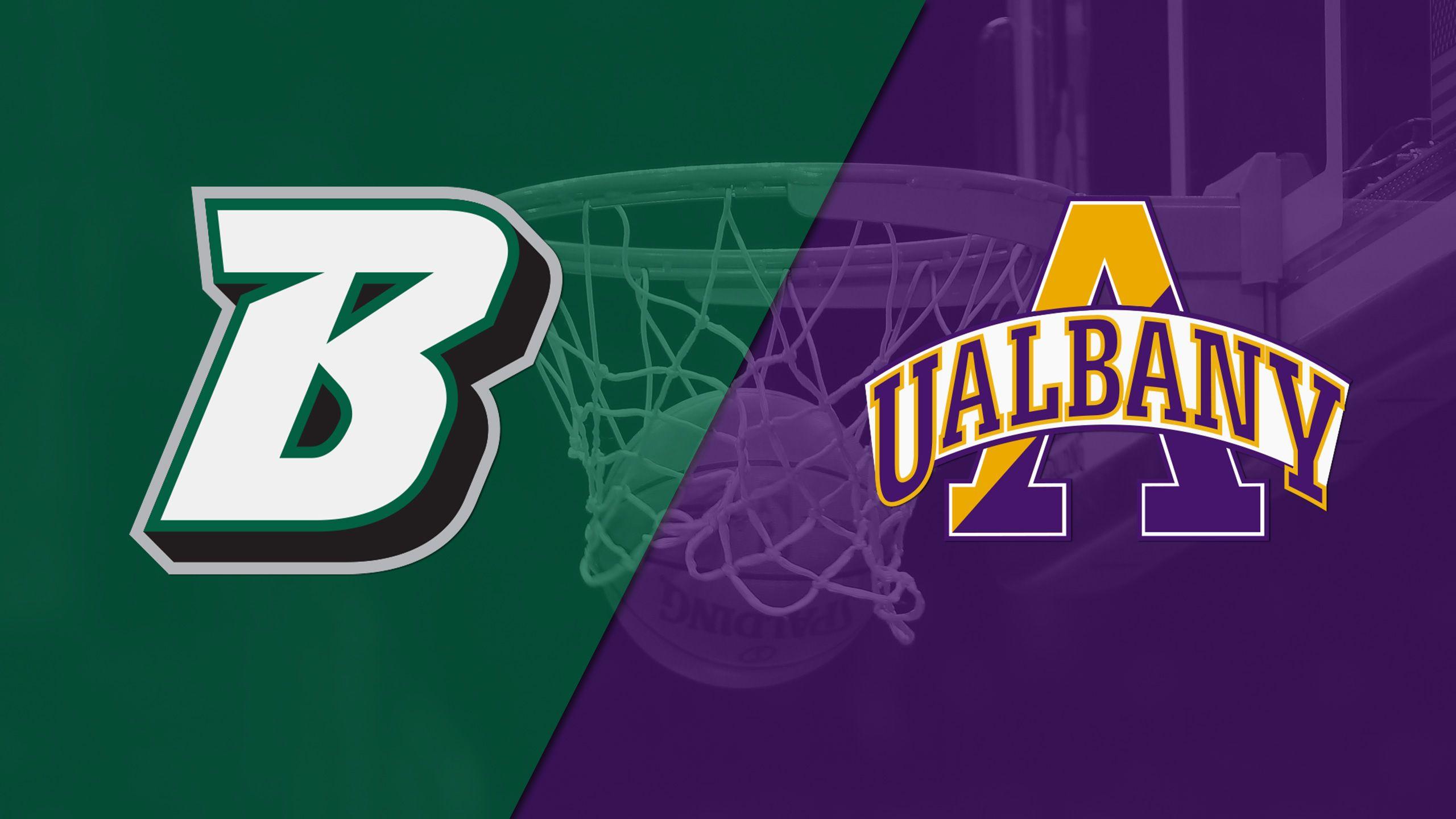 Binghamton vs. Albany (M Basketball)