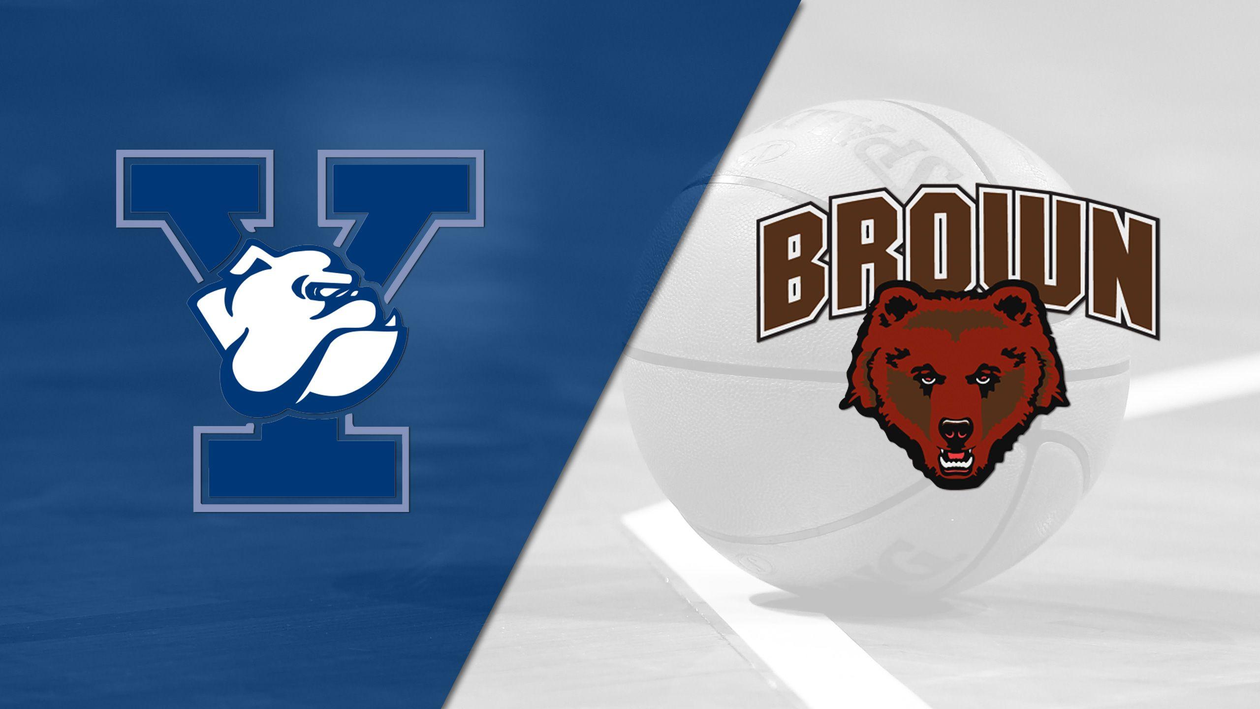 Yale vs. Brown (M Basketball)