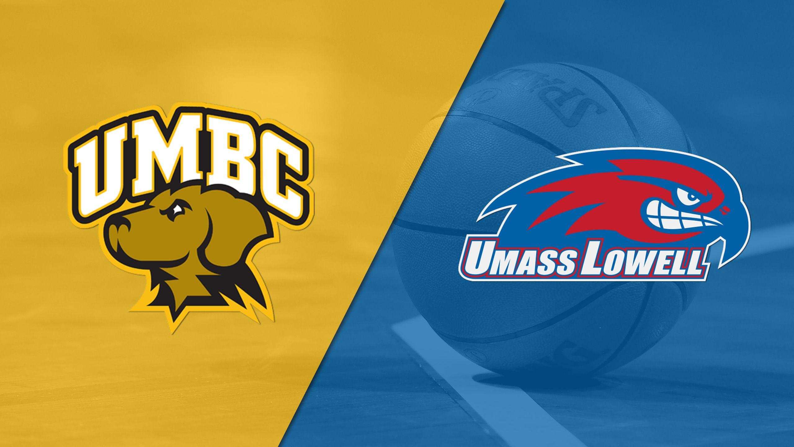 UMBC vs. UMass Lowell (M Basketball)