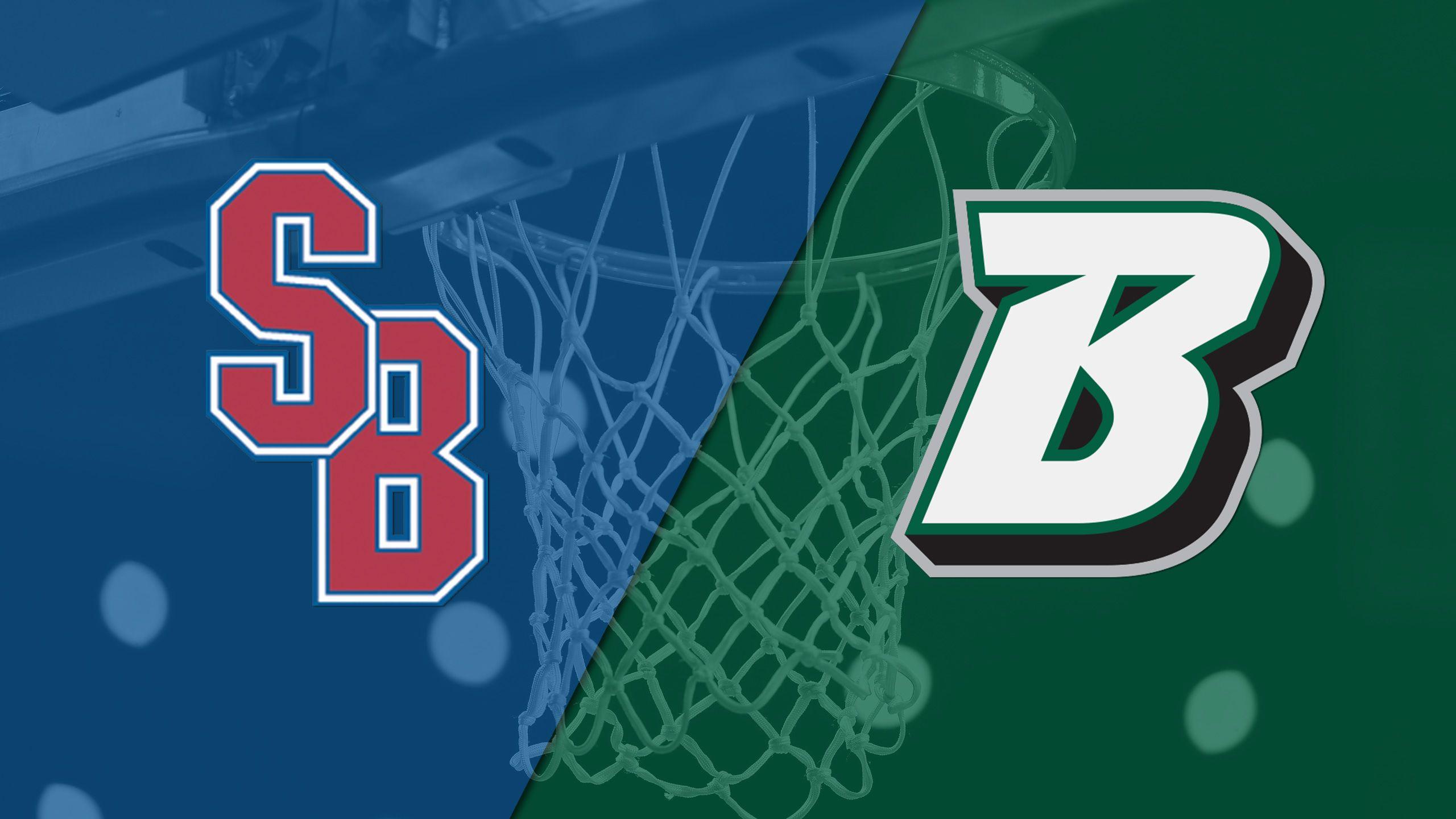 Stony Brook vs. Binghamton (M Basketball)