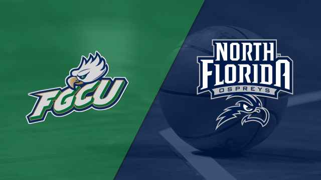 Florida Gulf Coast vs. North Florida (M Basketball)