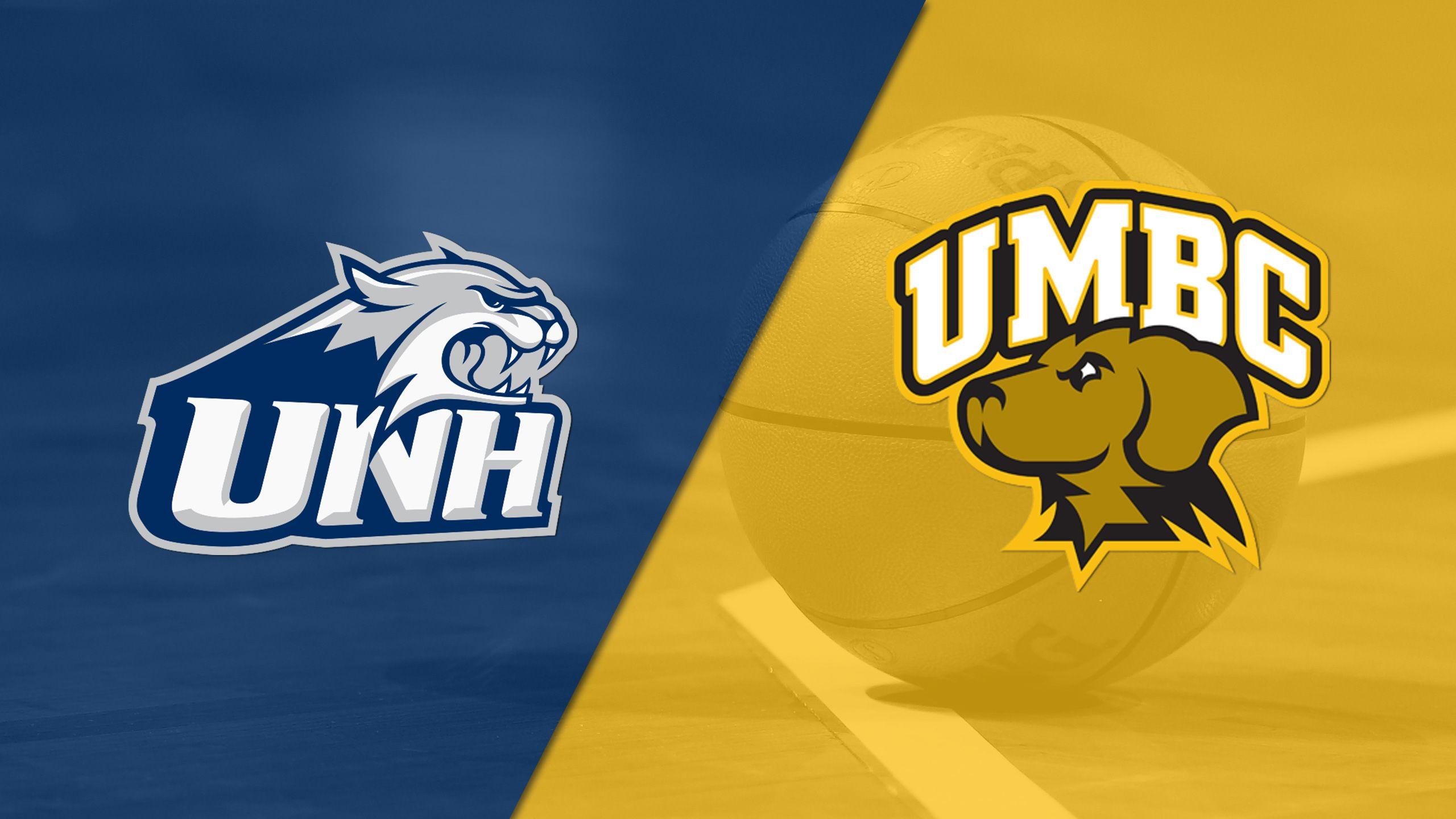New Hampshire vs. UMBC (M Basketball)