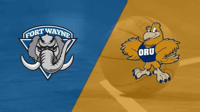 Fort Wayne vs. Oral Roberts (M Basketball)