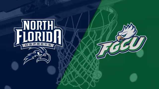 North Florida vs. Florida Gulf Coast (M Basketball)