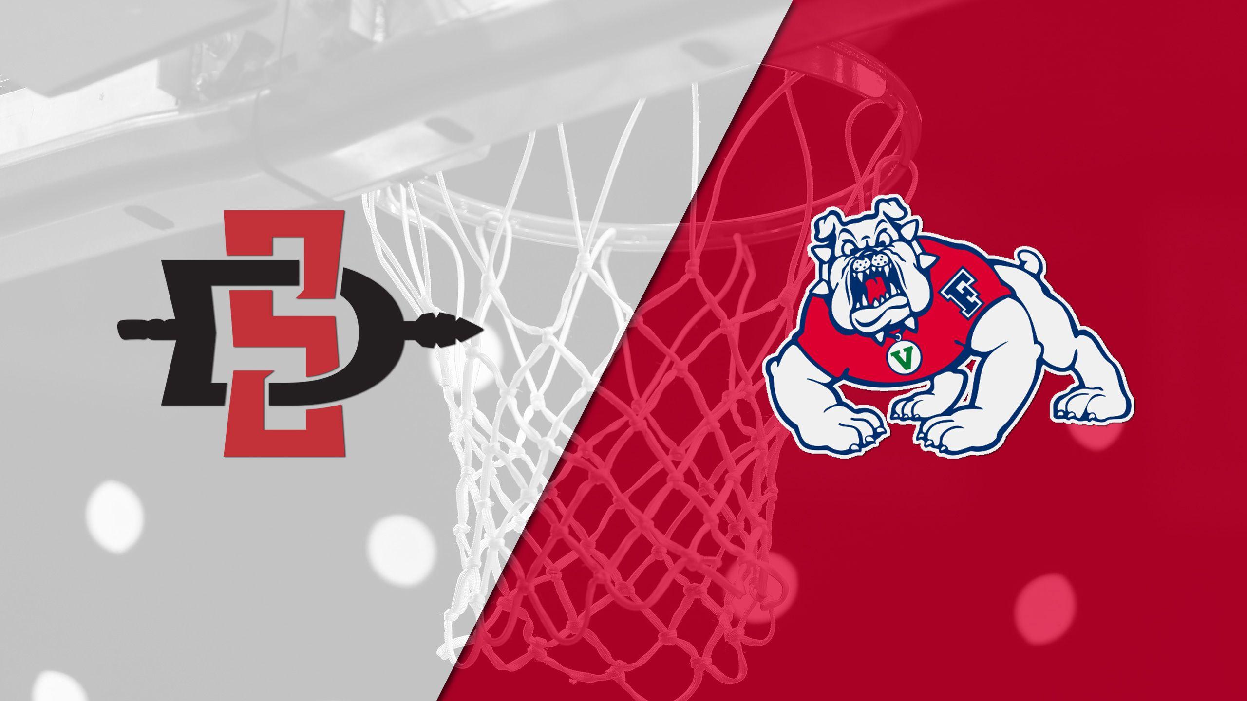 San Diego State vs. Fresno State (M Basketball)