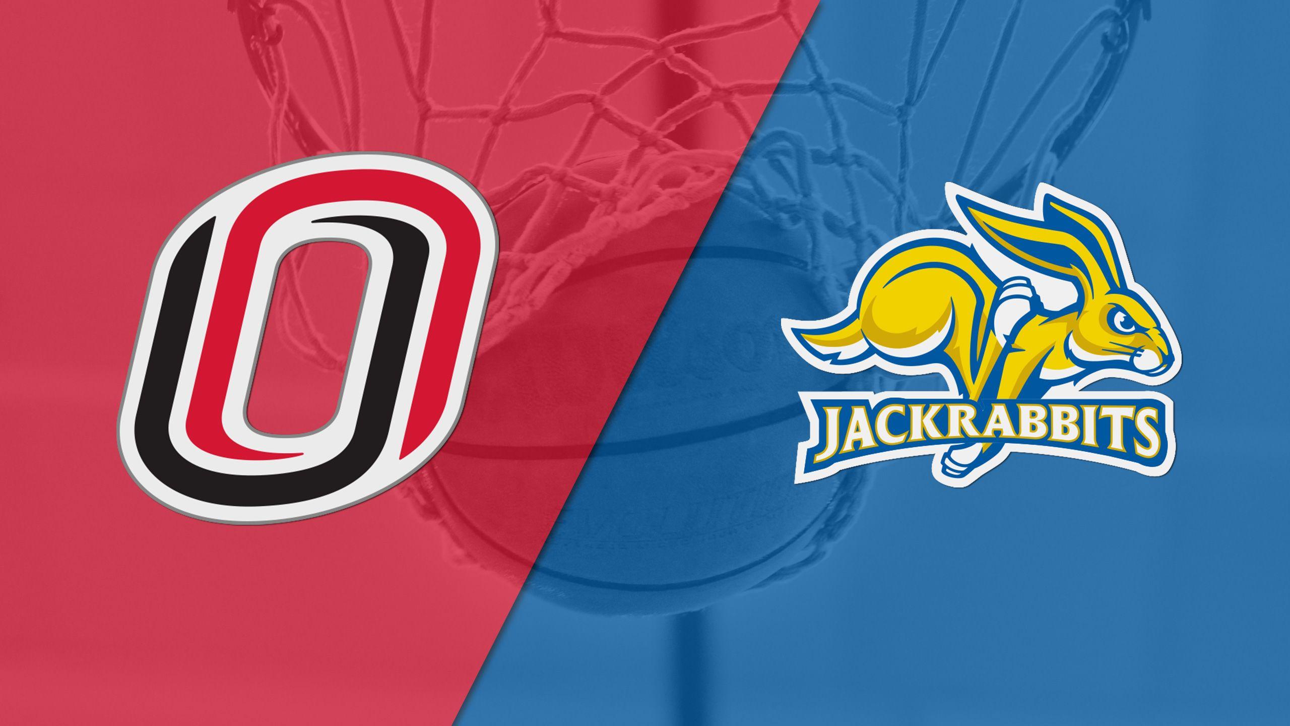 Omaha vs. South Dakota State (M Basketball)