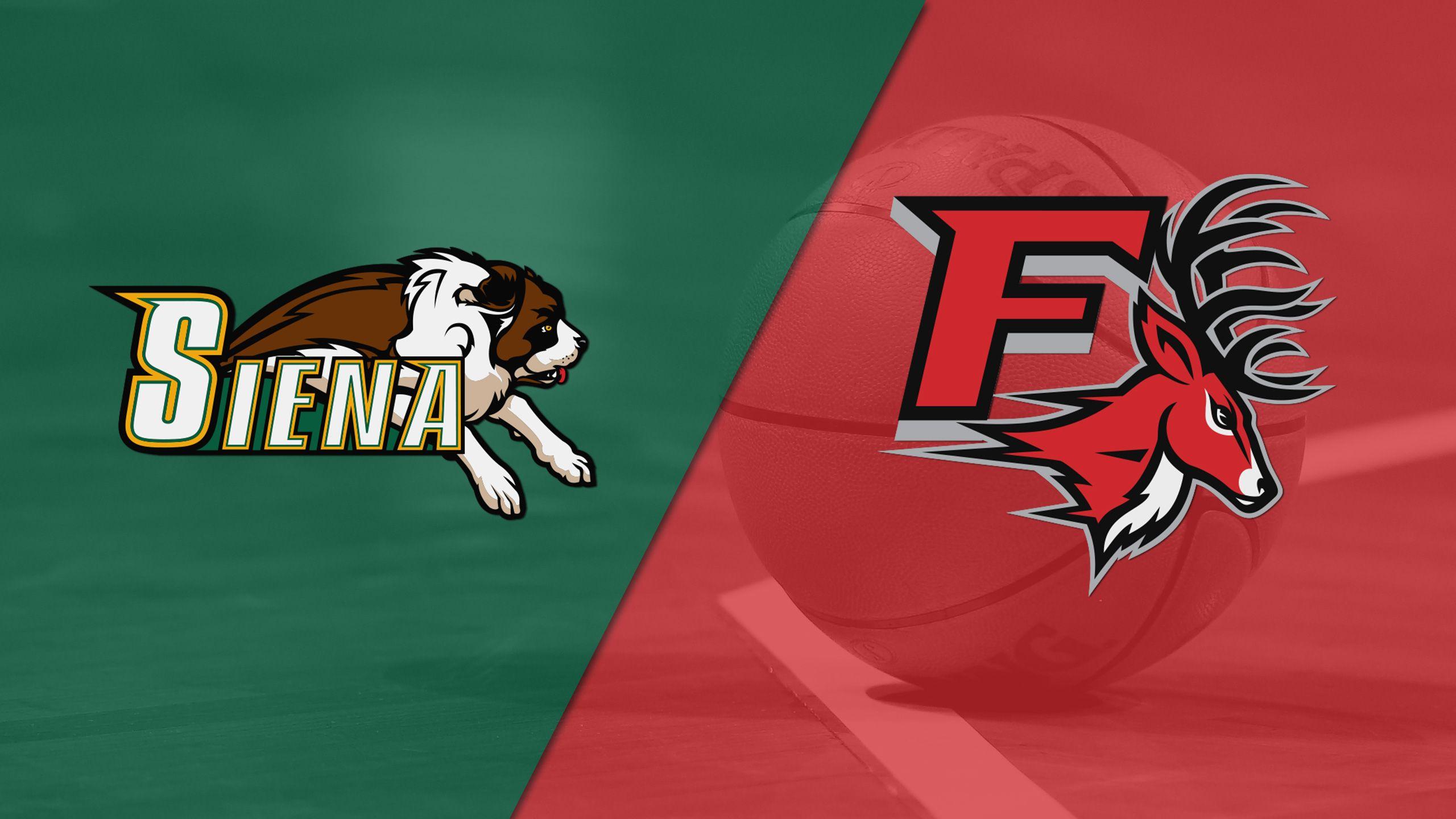 Siena vs. Fairfield (M Basketball)