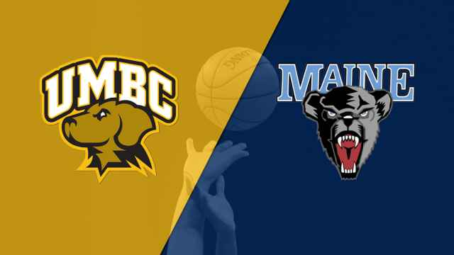UMBC vs. Maine (M Basketball)