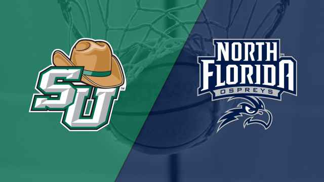 Stetson vs. North Florida (M Basketball)