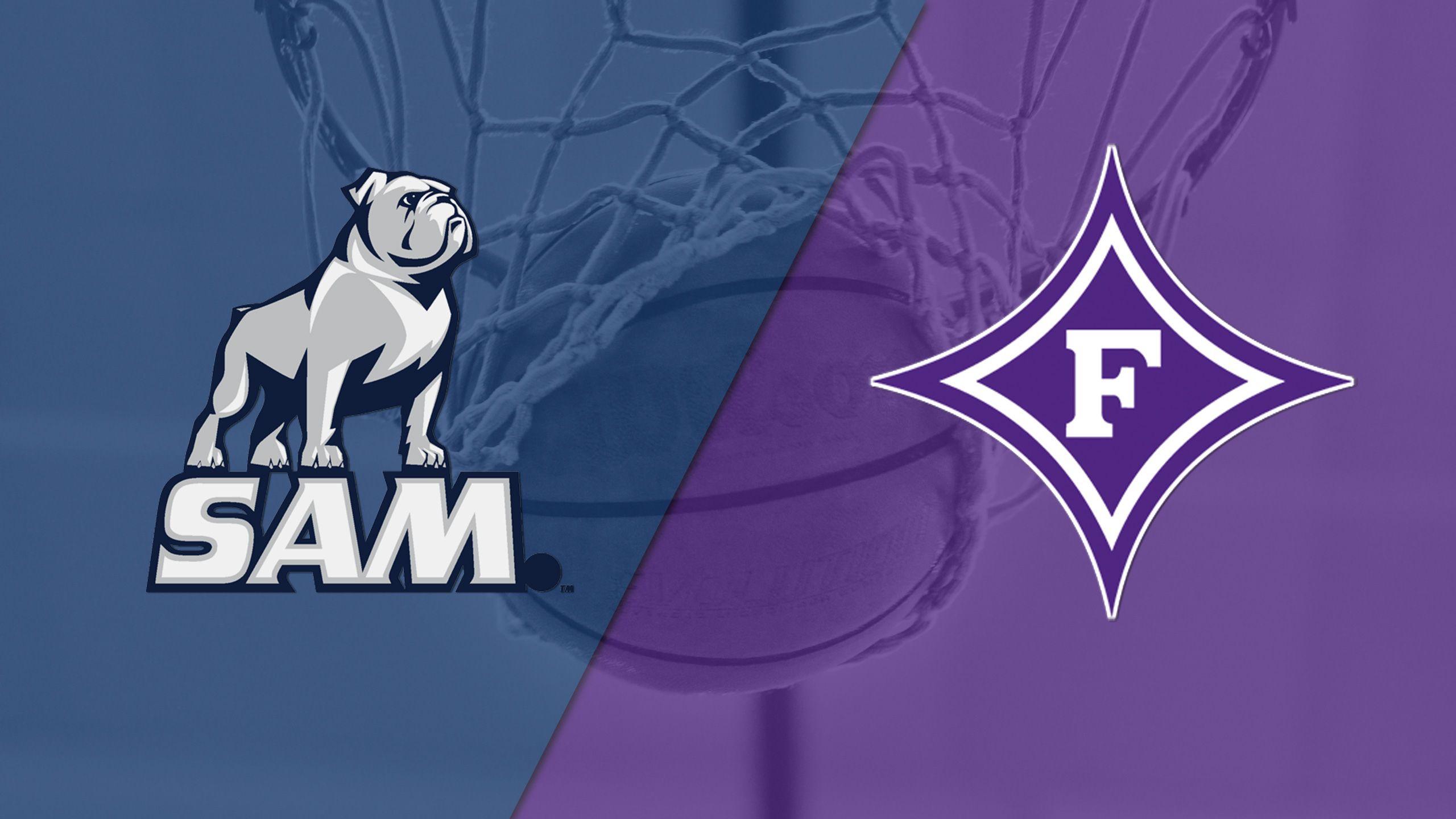 Samford vs. Furman (M Basketball)