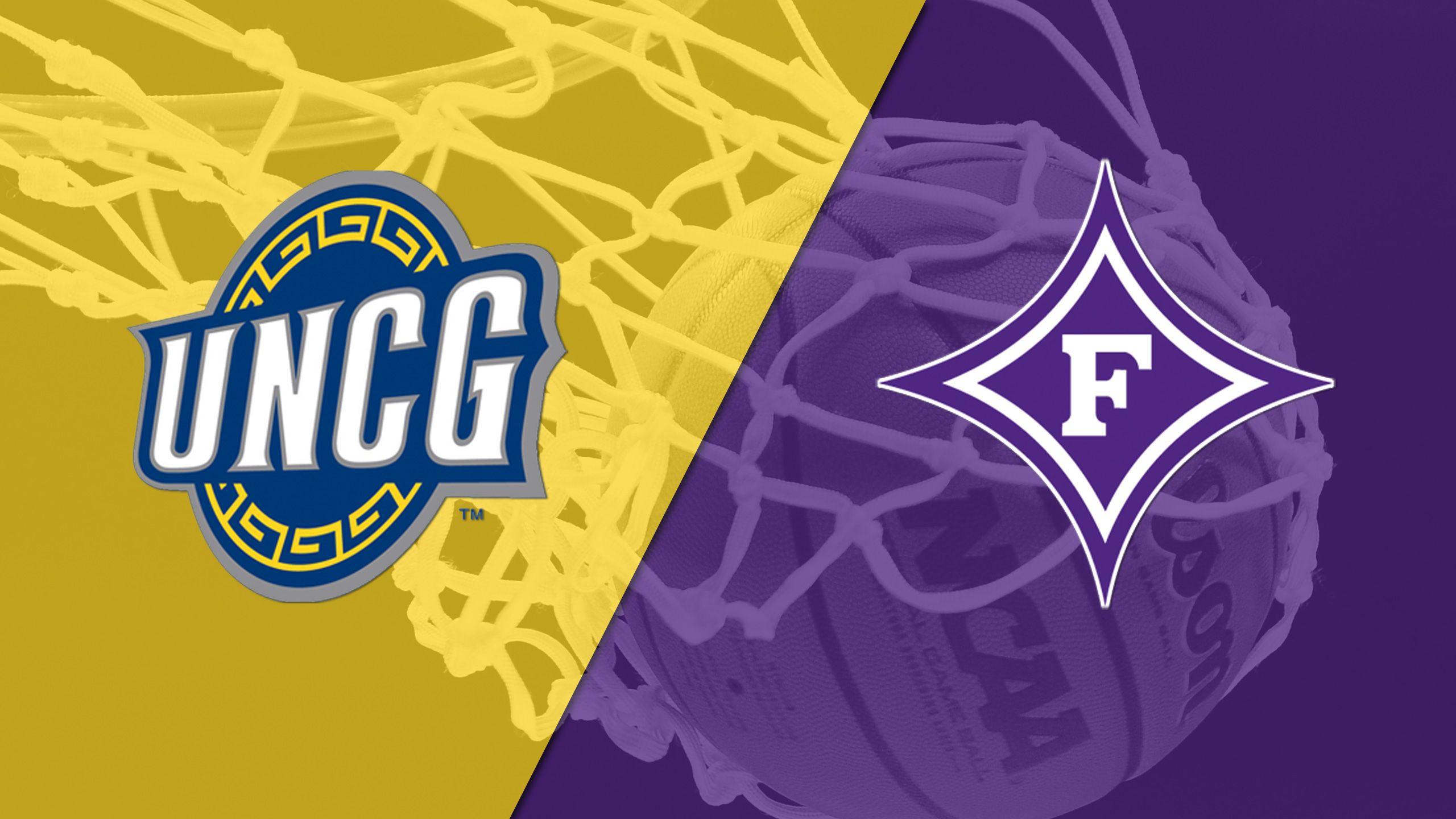 UNC Greensboro vs. Furman (M Basketball)