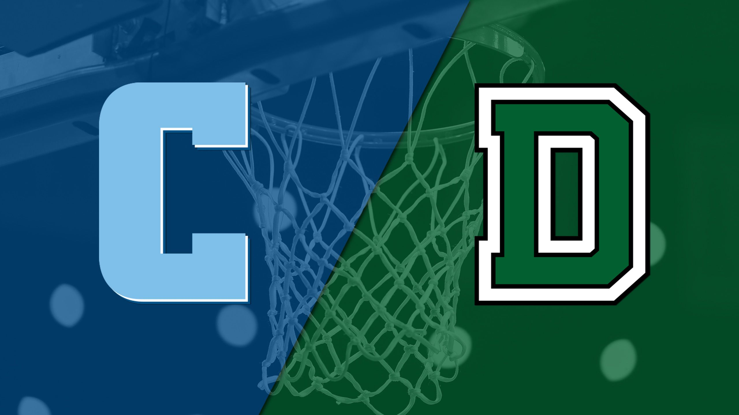 Columbia vs. Dartmouth (M Basketball)