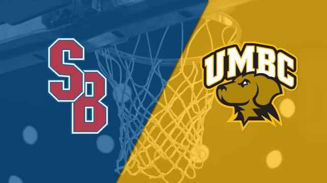 Stony Brook vs. UMBC (M Basketball)