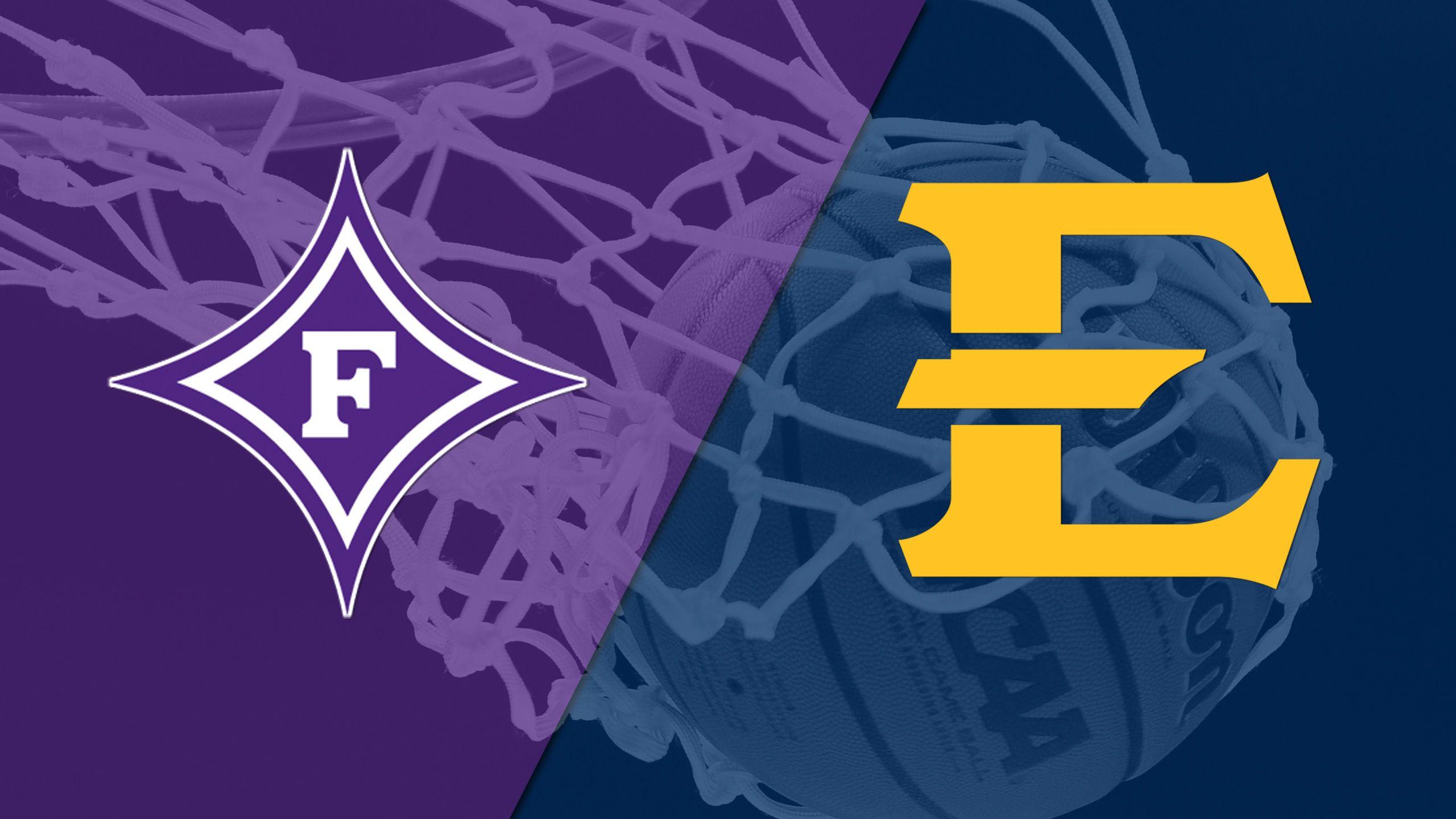 Furman vs. East Tennessee State (M Basketball)