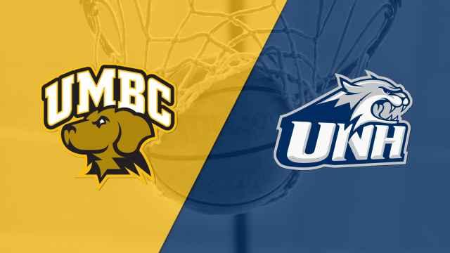 UMBC vs. New Hampshire (M Basketball)