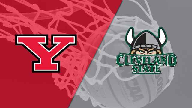Youngstown State vs. Cleveland State (M Basketball)