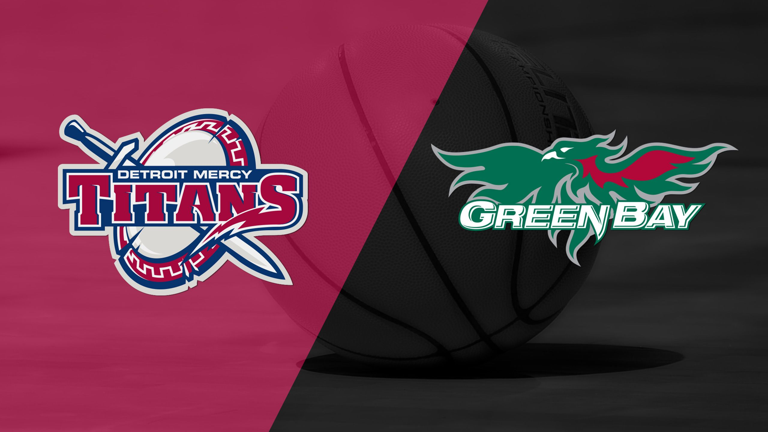 Detroit Mercy vs. Green Bay (M Basketball)