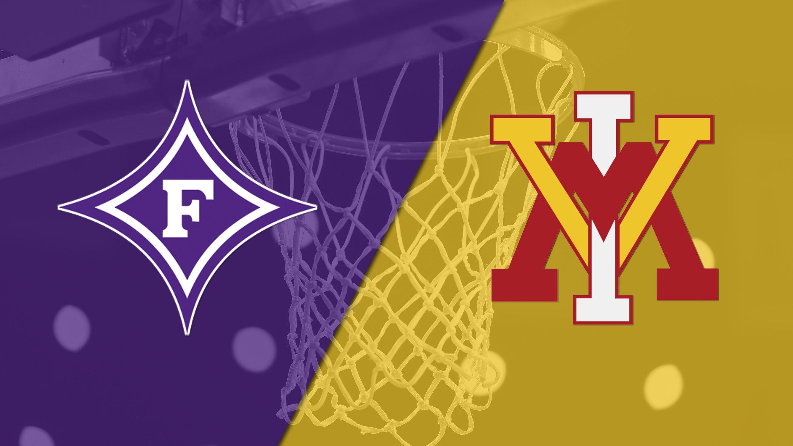 Furman vs. VMI (M Basketball)