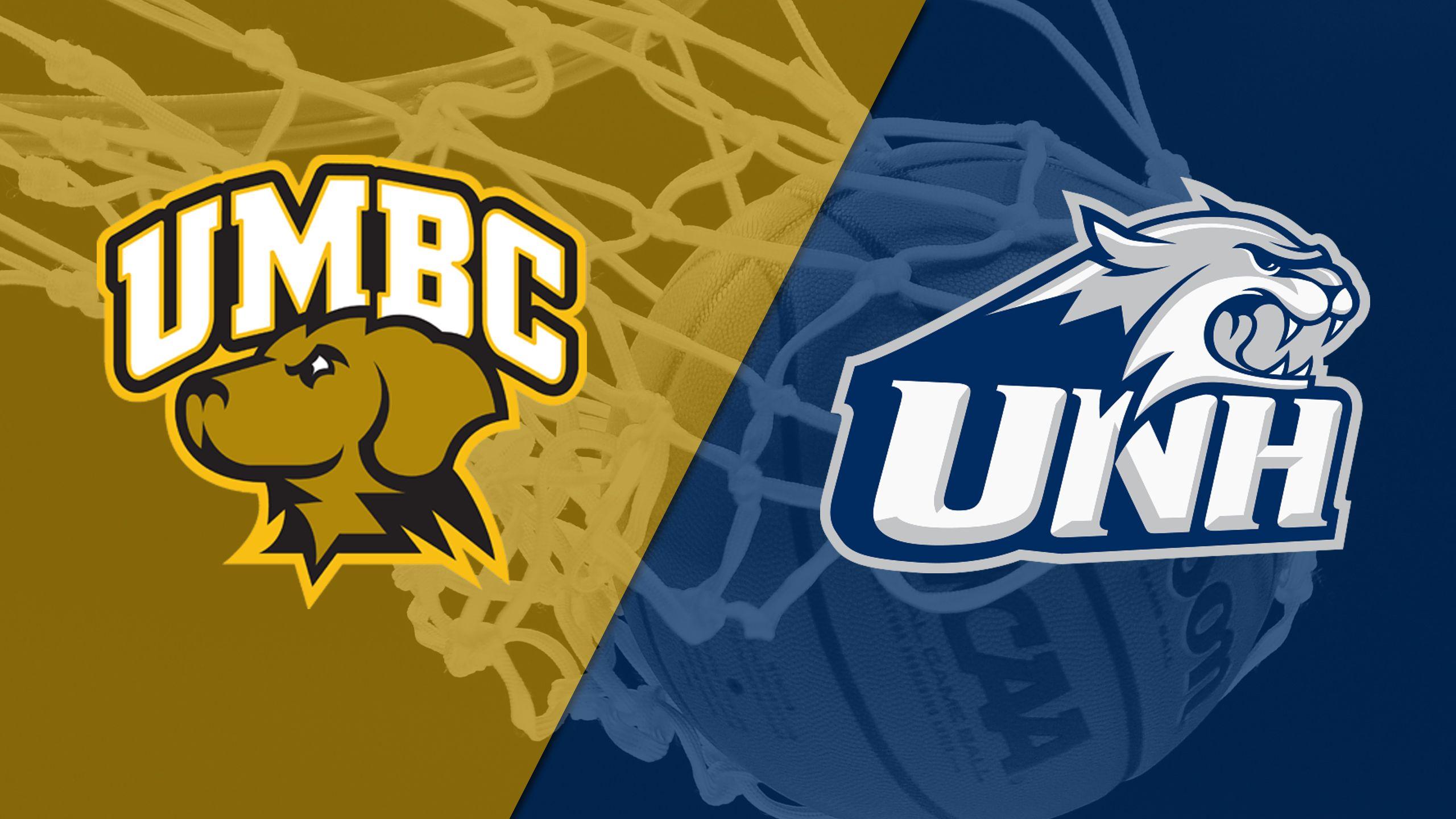 UMBC vs. New Hampshire (Quarterfinal) (America East Men's Championship)