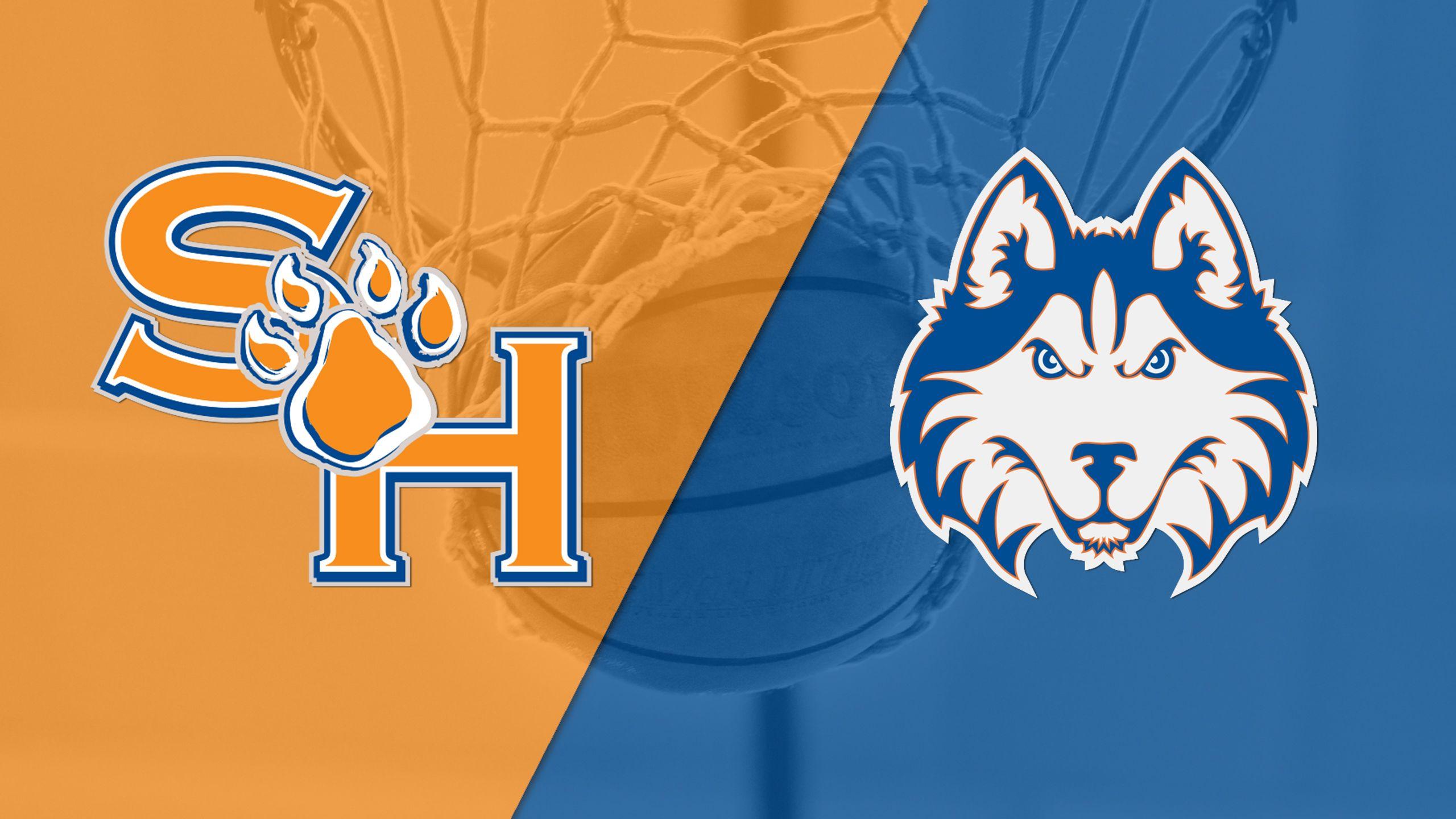 Sam Houston State vs. Houston Baptist (Second Round, Game 1) (Southland Men's Tournament)