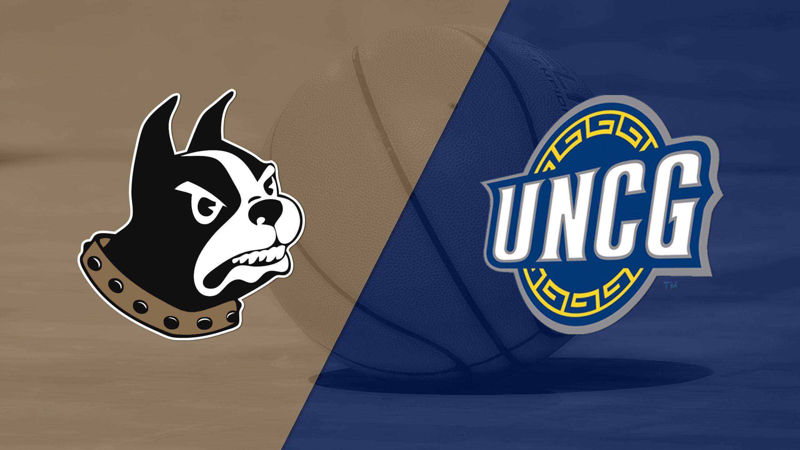 Wofford vs. UNC Greensboro (Semifinal #1) (SoCon Men's Championship)