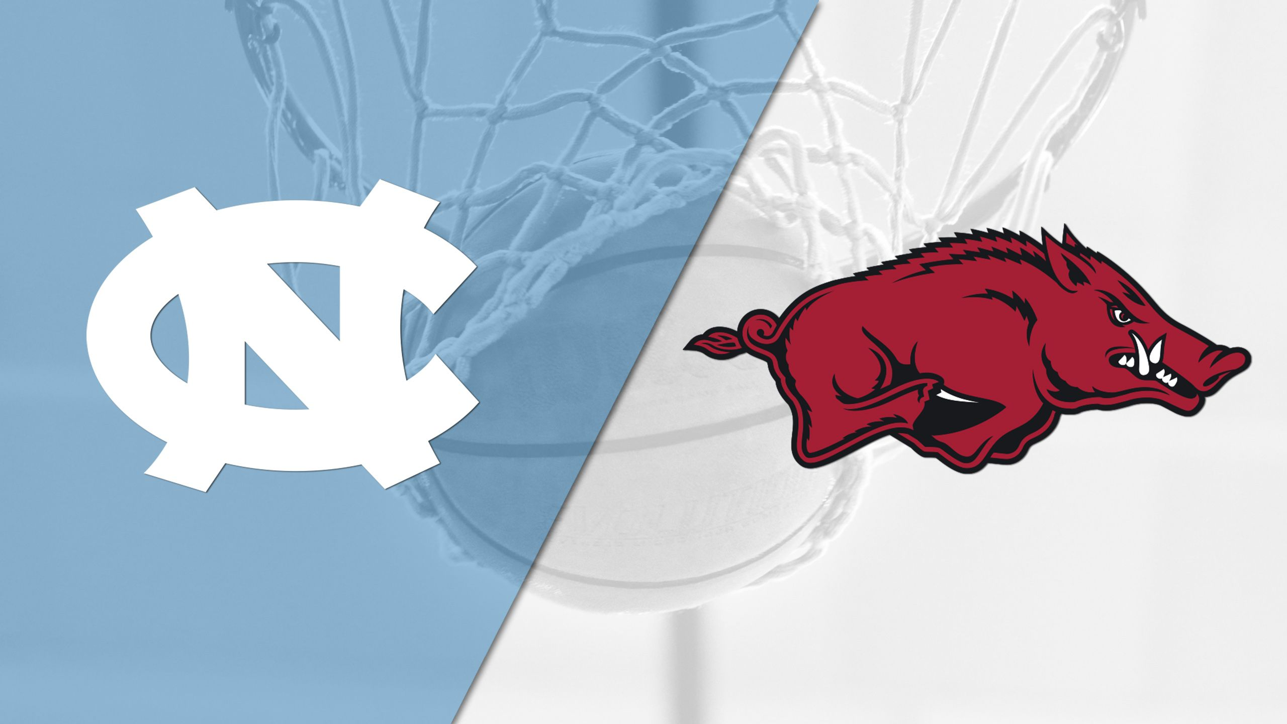 #9 North Carolina vs. Arkansas (Semifinal #1) (PK80)