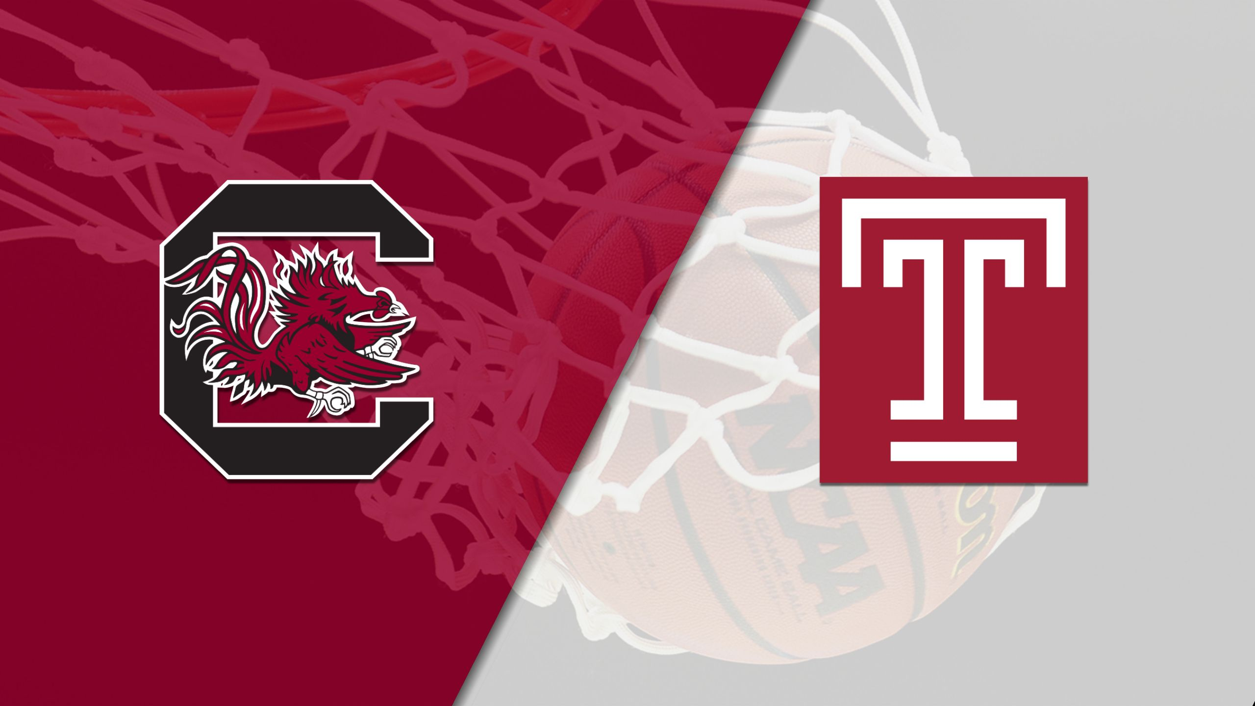 South Carolina vs. Temple (M Basketball)