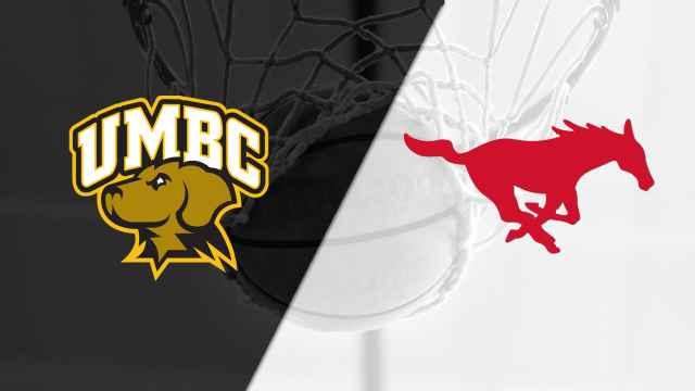 UMBC vs. SMU (M Basketball)