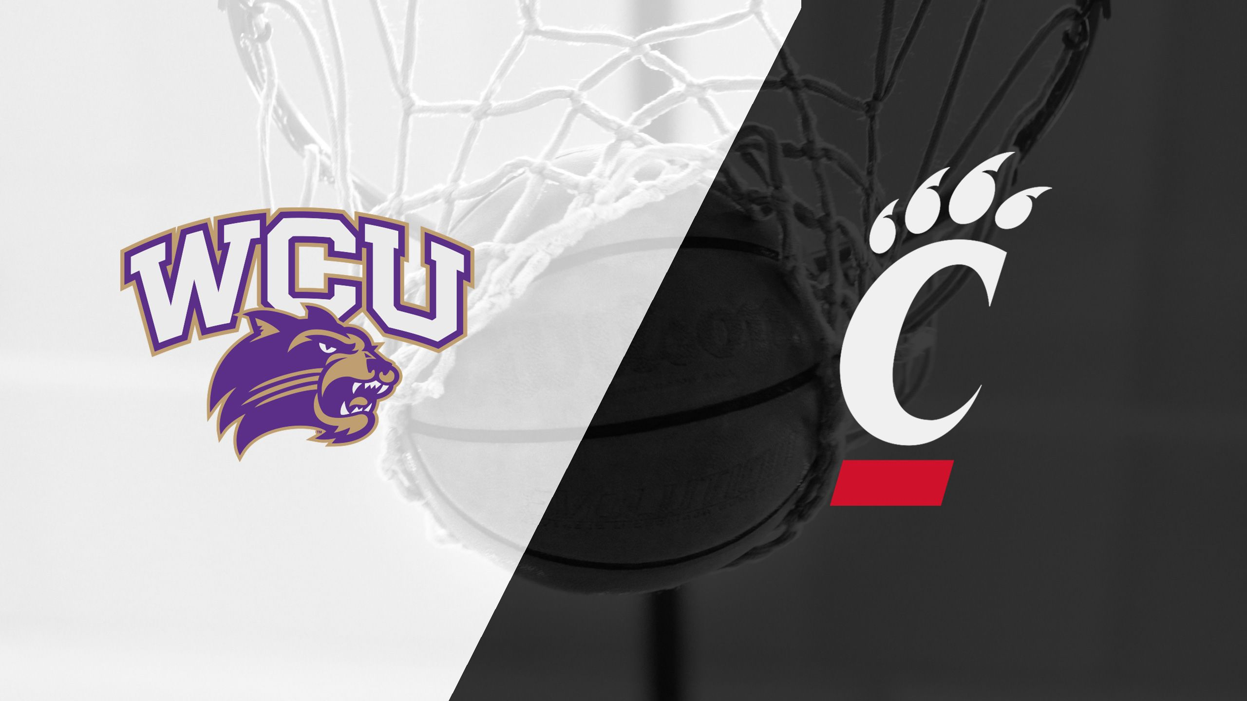 Western Carolina vs. #12 Cincinnati (M Basketball)