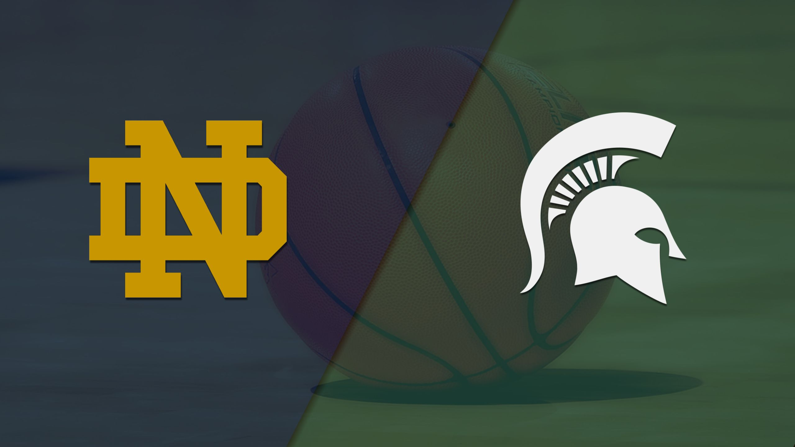 #5 Notre Dame vs. #3 Michigan State (M Basketball)