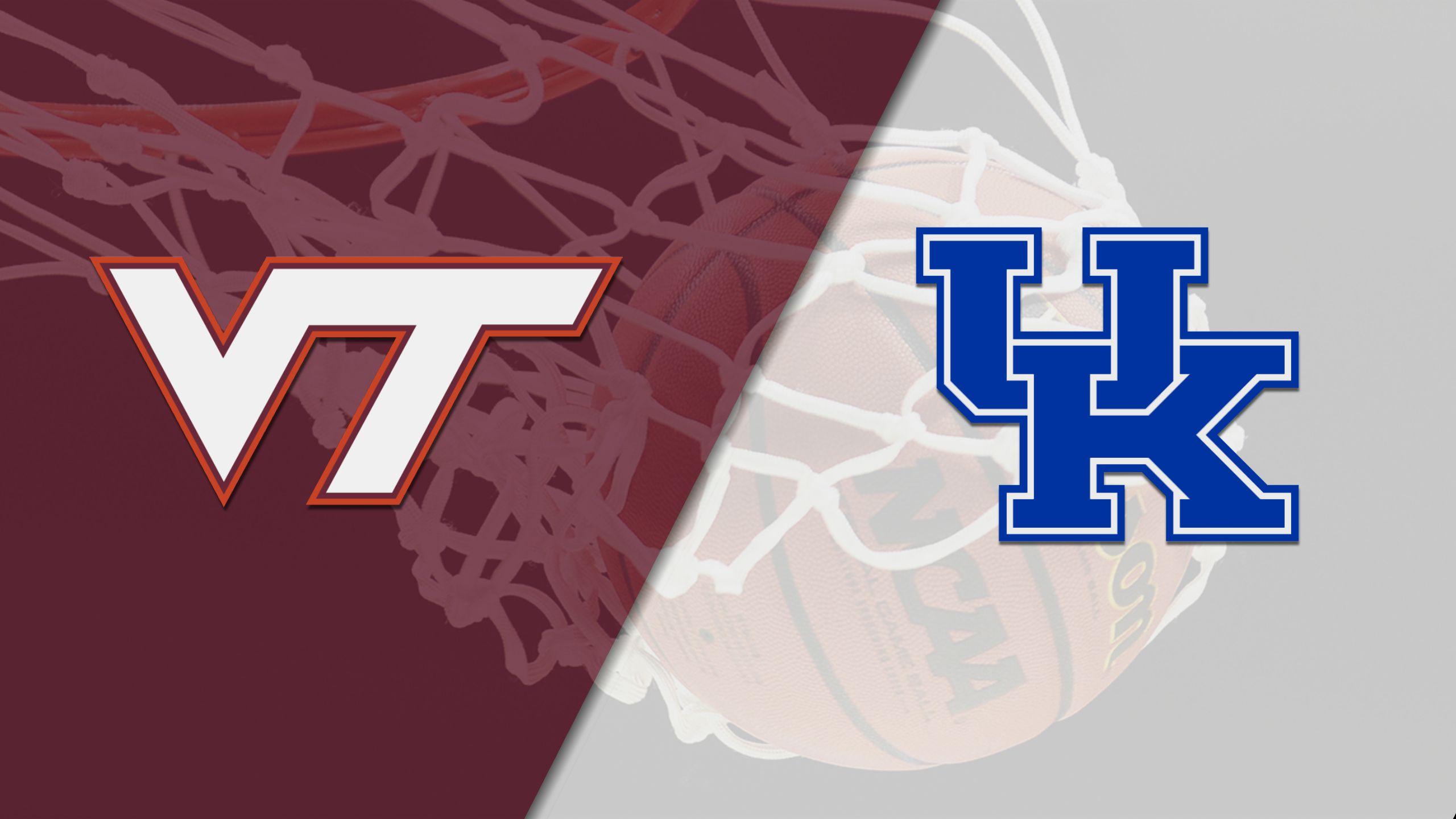 Virginia Tech vs. #8 Kentucky (M Basketball)
