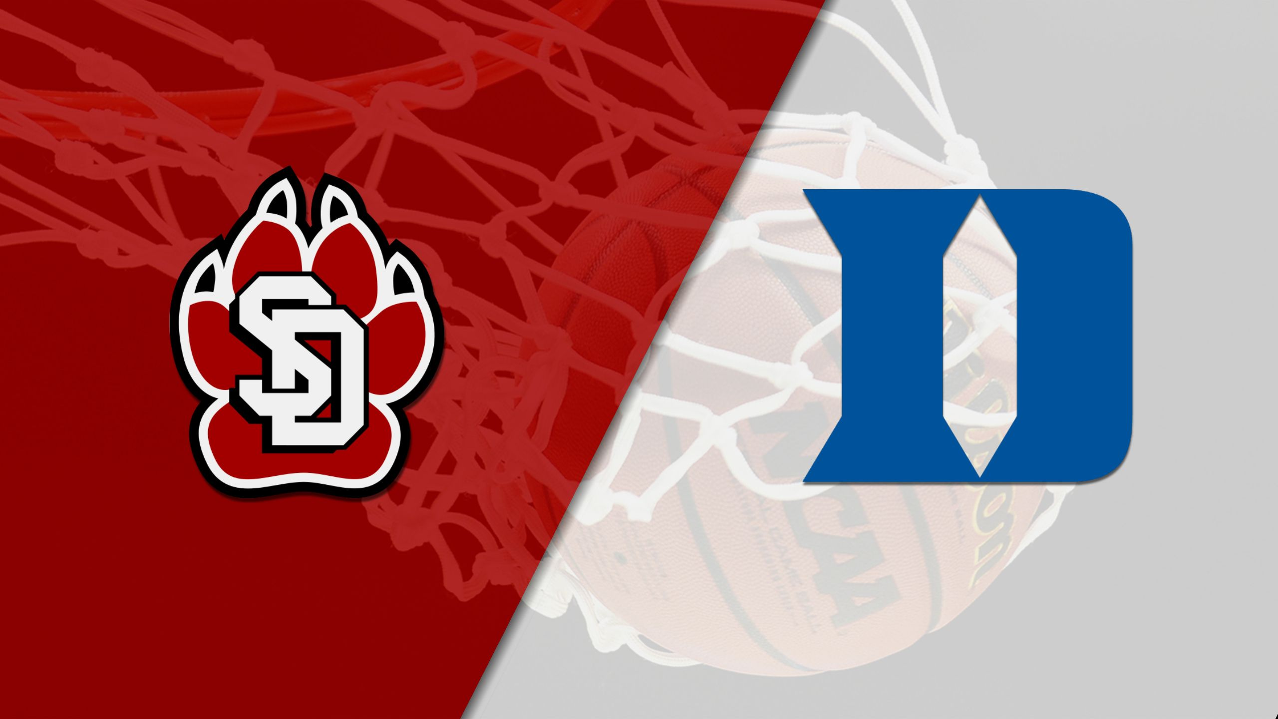 South Dakota vs. #1 Duke (M Basketball)