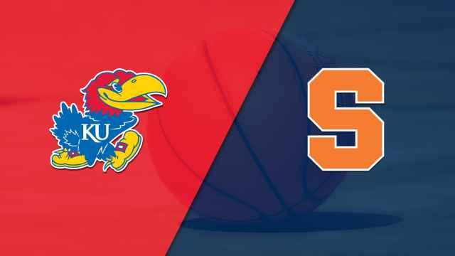 #2 Kansas vs. Syracuse (M Basketball)