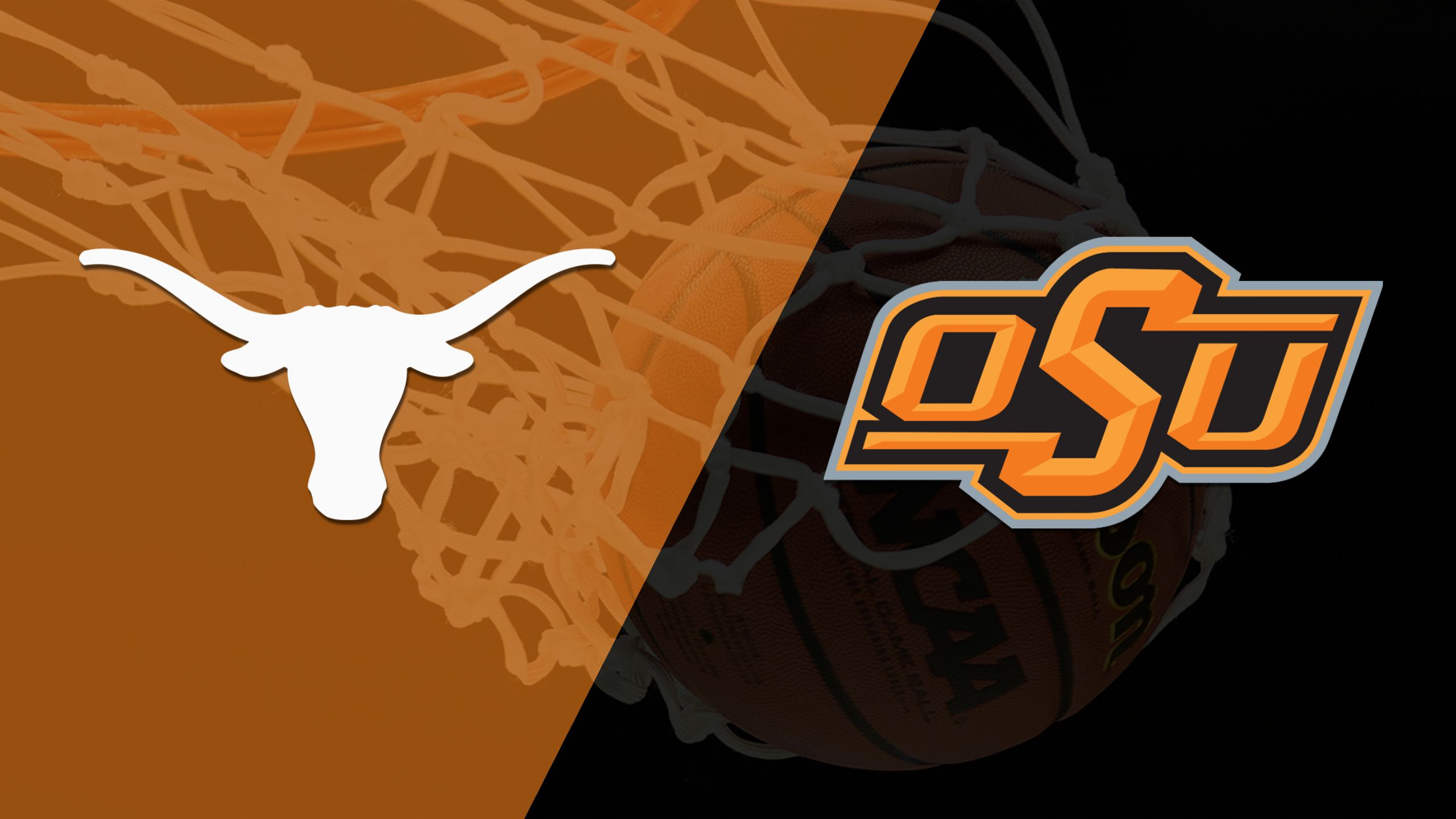 Texas vs. Oklahoma State (M Basketball) (re-air)
