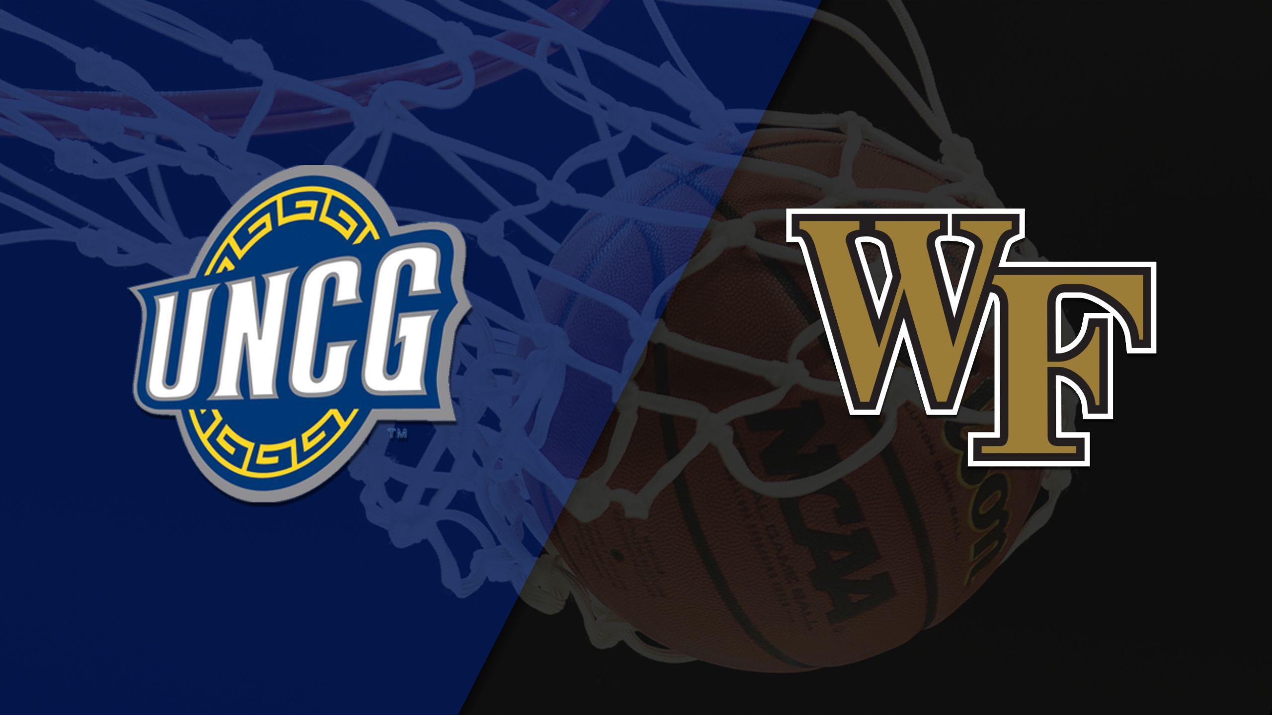 UNC Greensboro vs. Wake Forest (M Basketball)