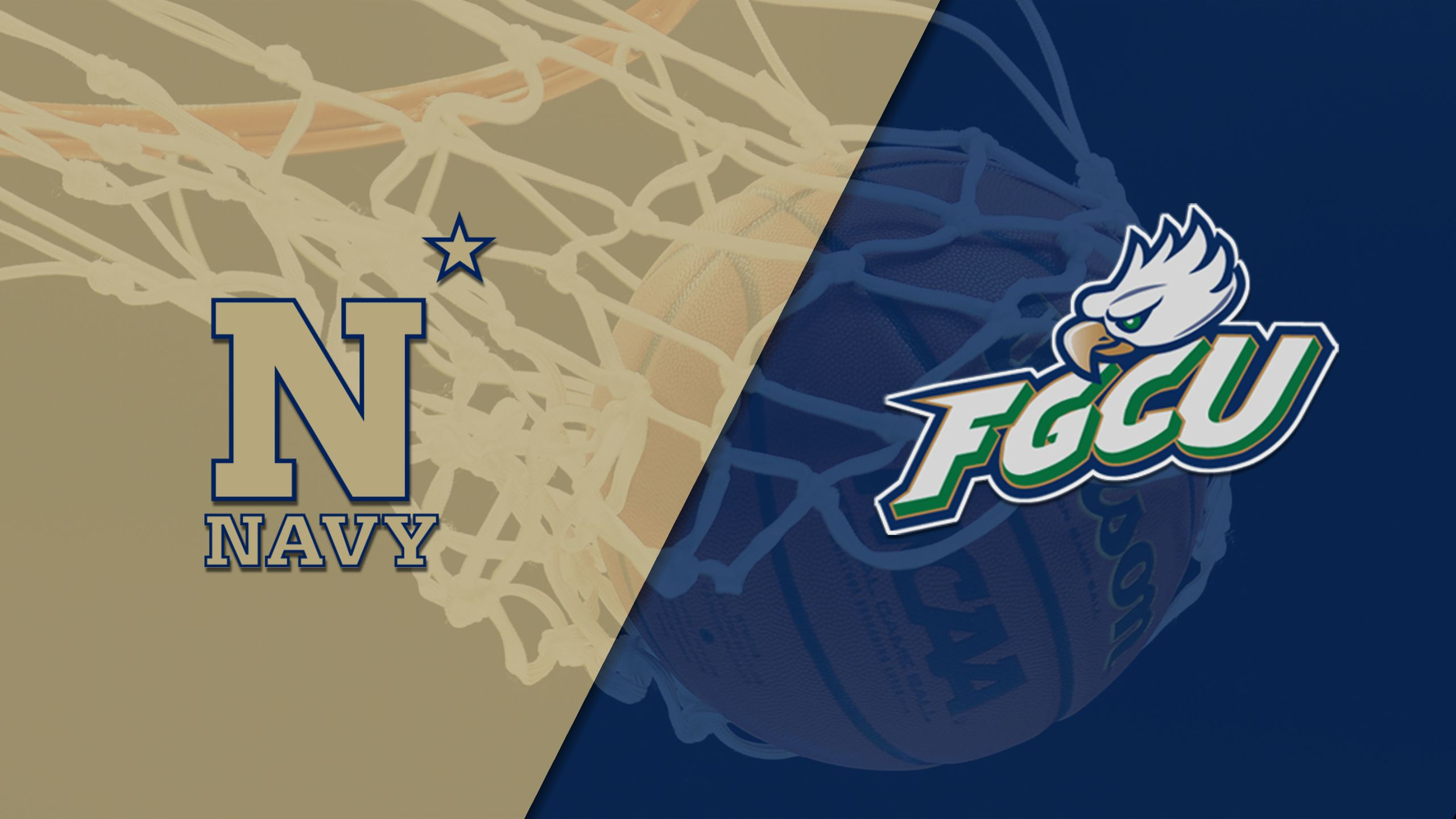 Navy vs. Florida Gulf Coast (M Basketball)